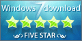 windows7download Five Start